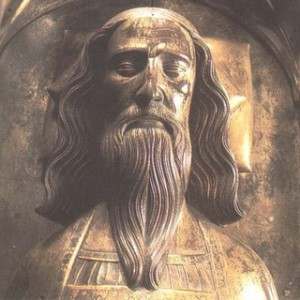 Tomb effigy of Edward III